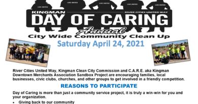Week/Day of Caring (KINGMAN)